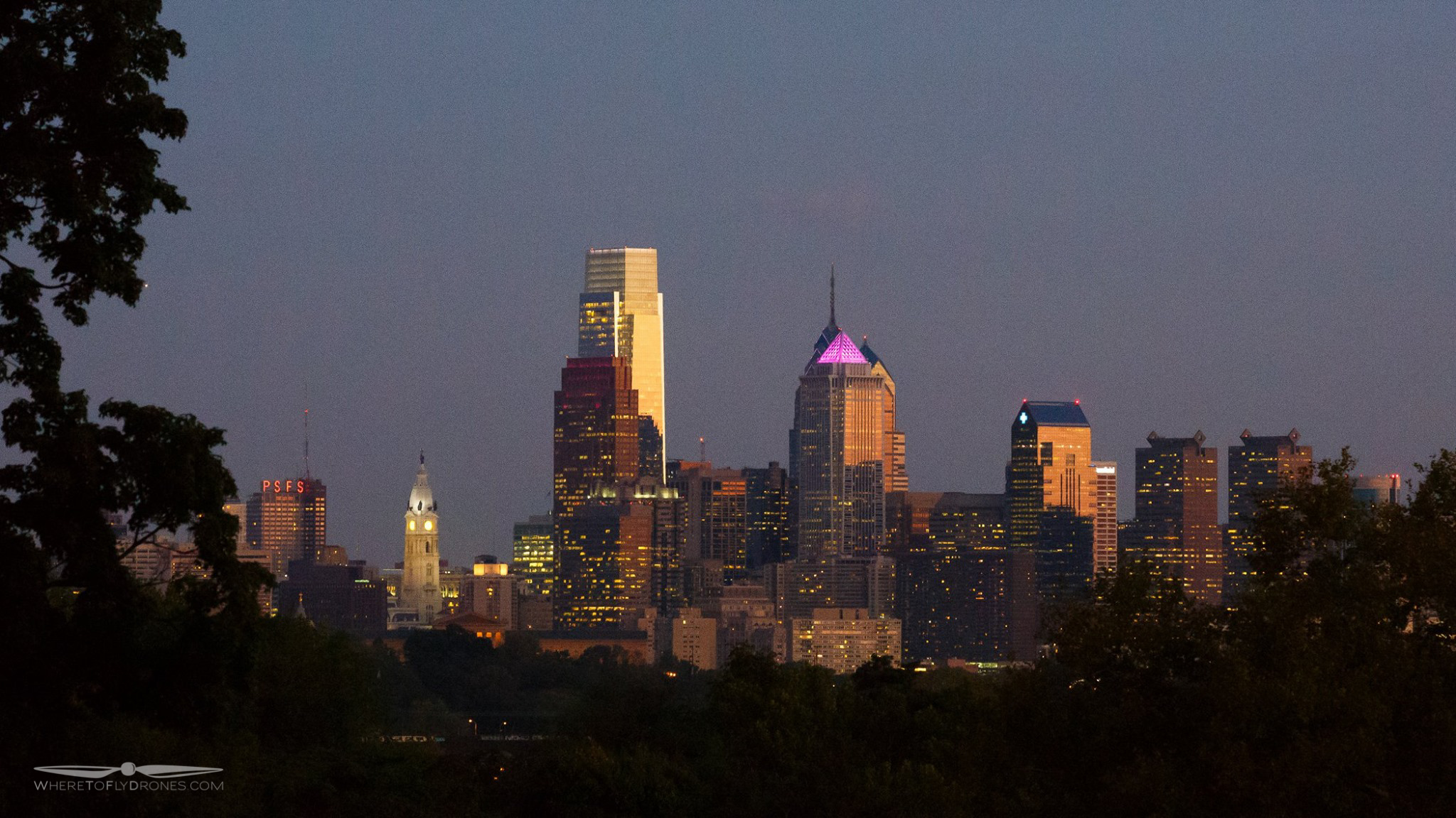 Phila Belmont Plateau July 2014