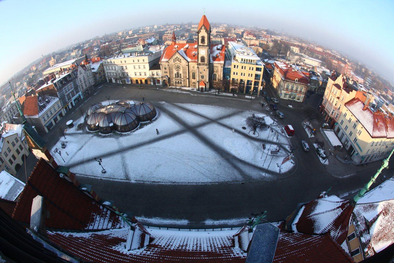 Tarnowskie Gory Rynek 2011